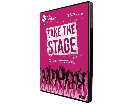 TAKE+THE+STAGE+DVD+2018