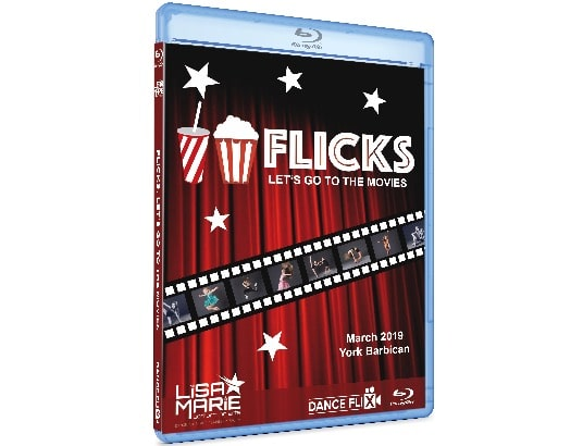 Lisa Marie Performing Arts - 'Flicks: Let's Go To The Movies