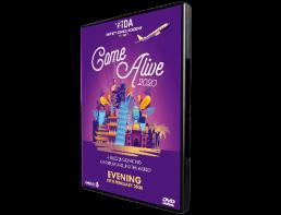 IDA-COME-ALIVE-2020-EVENING-DVD